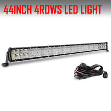 """44Inch CREE Led Work Light Bar Combo Offroad Driving 4WD Truck ATV Ford 42"""" 46"""""""