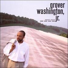Next Exit by Grover Washington, Jr. (CD, Columbia (USA))