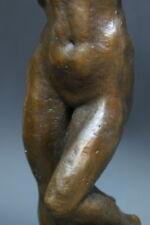 Fraunakt Bronzefigur ' Aphrodite '