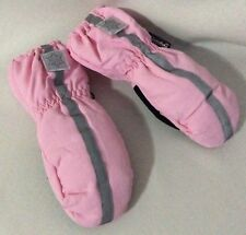 Faded Glory Thinsulate Pink Youth Winter Mittens 40 gram