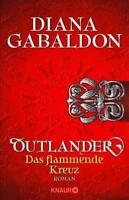 Outlander 5 - Das flammende Kreuz von Diana Gabaldon (2016), UNGELESEN