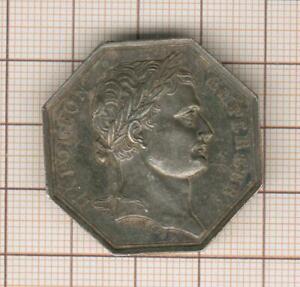Napoleon 1er Selten Marke Silber Notare des Bezirks Bordeaux