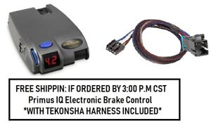 90160 Tekonsha Brake control with Wiring Harness 3027 FOR 2004-2016 Freightliner
