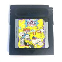 The Rugrats Movie NINTENDO GAMEBOY COLOR GAME Tested + Working