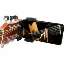 Best Guitar Headstock Mobile Phone Holder Bracket Stand  Phone Clip Clamp USA