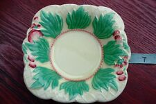 Royal staffordshire pottery dish.  Celtic Leaf and berry pattern.