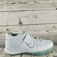NIKE FORCE ZOOM TROUT 6 TURF SHOES AT3463-100 MEN'S SZ:8-13