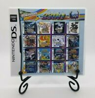 23 in 1 Nintendo DS Multi Cart Pokemon Games. 23 in 1 games USA SELLER