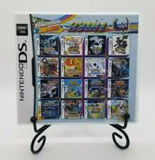 23 in 1 Nintendo DS Multi Cart Pokemon Games. 23 in 1 games USA SELLER