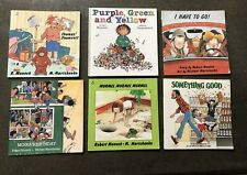Robert Munsch Children's Books Lot of 6, Murmel, Purple, Green & Yellow