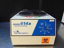 The Drucker Company Laboratory Centrifuge Model 614b Powers On Amp Spins Rh180b