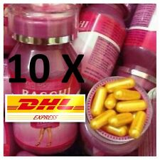10 X 40 Gold Capsules Quick Slimming Fat Burn Strong Weight Loss Dhl Express