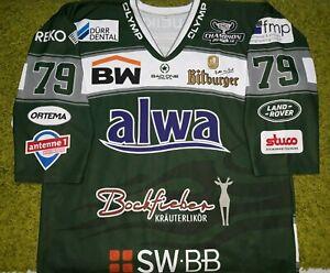 SC Bietigheim-Bissingen Bietigheim Steelers Hockey Match Issue/Player Jersey IEV