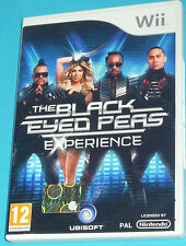 The Black Eyed Peas Experience - Nintendo WII - PAL