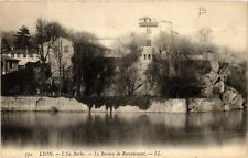CPA Lyon - L'ile Barbe - Le Bureau de Recrutement (573229)