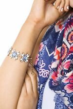 Bracelet Women Bangle Jewelry Daisy Chain Bracelet Jewellery Wristband Lady Gift