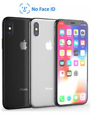 Apple iPhone X 64GB/256GB   Unlocked Smartphone Silver/Space Grey