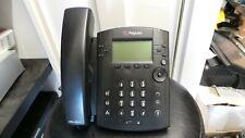 Téléphone IP Polycom VVX-300 Téléphone 6 compte SIP fonctionnalités professionel