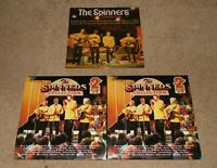 "The Spinners Volume One Collection Two 2 LP's  12"" Vinyl LP"