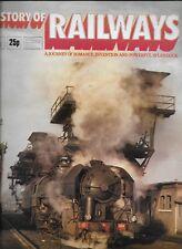 *HISTORY OF RAILWAYS41 -SNCF 141 R 2-8-2 No 1214 -RARE 1972 PARTWORK[O]