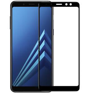 Samsung Galaxy A8 Plus 2018 3D CP+MAX Anti-explosion Tempered Glass Screen