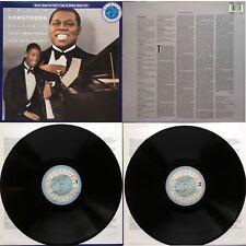 Louis Armstrong Volume IV 33 tours LP Vinyle Jazz