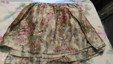 RALPH LAUREN/CHAPS  TWIN DUST RUFFLE-NEW-NEVER USED-HARD TO FIND!