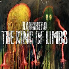 RADIOHEAD King Of Limbs LP Vinyl NEW 2016