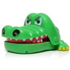 For Children Kids Funny Gift Dentist Bite Finger Game Crocodile Toy Gags Joke