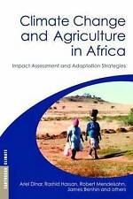 Climate Change And Agric In Africa  BOOKH NEW