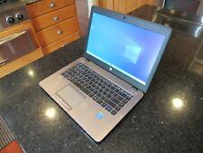 """HP EliteBook 840 G2 14"""" FHD Laptop i7-5600U 2.60GHz 8GB 512GB SSD Win10 Pro"""