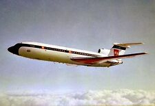 Hawker Siddeley Trident (in flight) : BEA