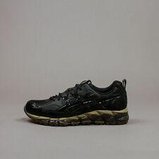 Asics Sportstyle Men x GmbH Gel-Nandi 360 Black Running Shoes New 1021A415-001