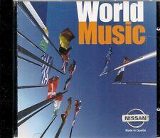 CD COMPIL 10 TITRES--WORLD MUSIC--TAMBA TRIO/ASWAD/MC LAUGHLIN/UHURU
