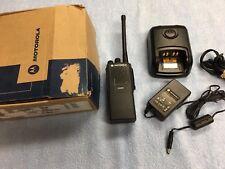 MINT Motorola PR860 VHF 16ch Radio AAH45KDC9AA3AN 136-174 - 5W