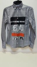 Alexander McQueen Grey Men Shirt New without Tags
