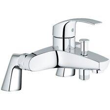 Mitigeur bain-douche eurosmart S/G  GROHE sur colonnettes