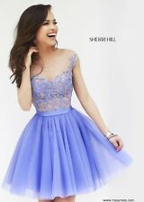 Sherri Hill short prom dress