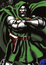 DR. DOOM / 1994 Fleer Flair Marvel Annual BASE Trading Card #25