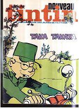 B16- Nouveau Tintin N°69 taka Takata