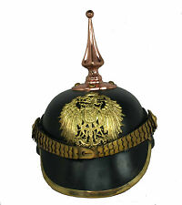 Pickelhaube Tschako Expeditionskorps Deutsches Reich Shako Offizier Larp sca L66