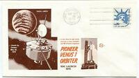 1978 Pioneer Venus 1 Orbiter KSC Launch by Centaur Cape Canaveral NASA AMES LABS