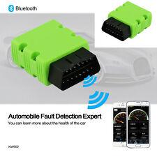 Car Bluetooth Wireless OBD ELM327 Diagnostic Tool Scanner Adapter Reader Checker
