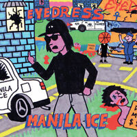 EYEDRESS Manila Ice 2017 15-track digipak CD album NEW/SEALED