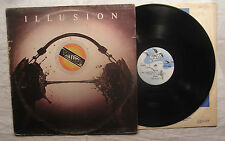 Isotope  – Illusion  LP