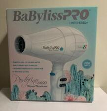BaBylissPRO Babyliss Nano Titanium Portofino 6600 made in Italy Limited White
