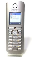 Siemens Gigaset S45 Mobilteil Platin S455 S450 SX450 SX455  Neu !!