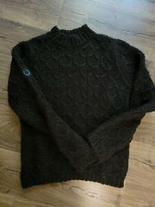 Raf Simons Fred Perry Wool Sweater Size Small