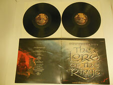 THE LORD OF THE RINGS: Original Soundtrack Release from 1978- Double LP LOR-1