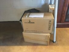 NEW Bitmain Antminer S9 Bitcoin miner New in unopened box -  No Reserve